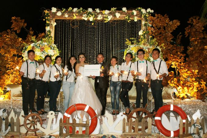 The Wedding of Mike & Amelinda by WedConcept Wedding Planner & Organizer - 009