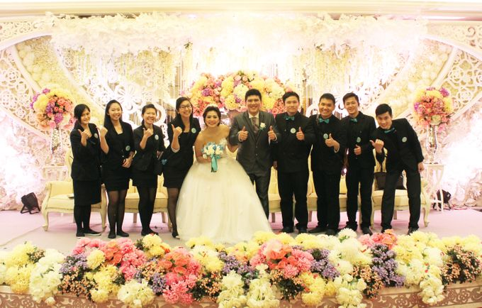 The Wedding of Yongkie & Ika by WedConcept Wedding Planner & Organizer - 009