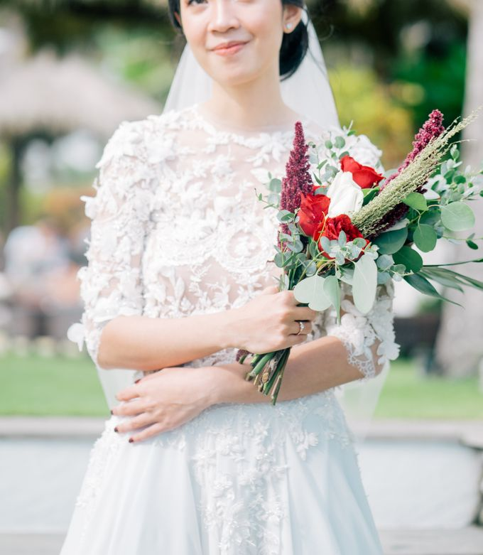 Marsya & Anka Wedding by Made by Kaia - 003