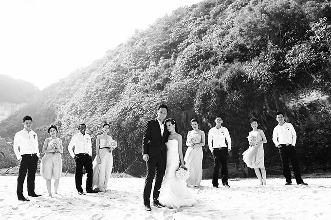 The Signature Wedding of  Ivon & Jeremy by ThePhotoCap.Inc - 015
