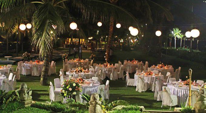 Wedding at Bali Mandira by Bali Mandira Beach Resort & Spa - 002