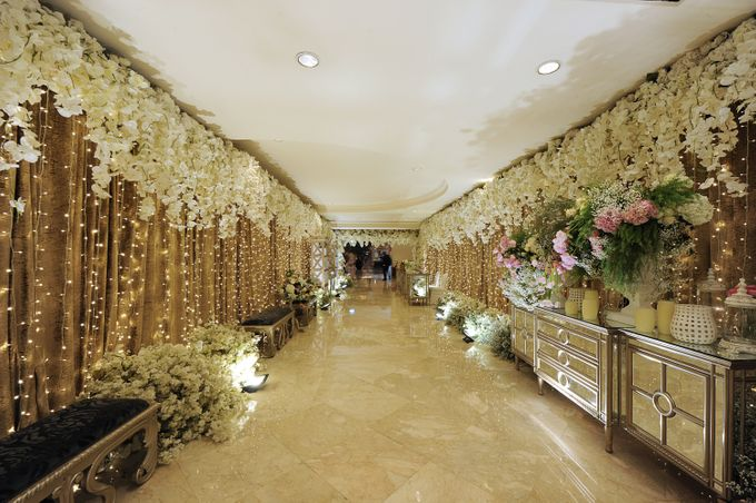Wedding 2018 by Hotel Borobudur Jakarta - 006