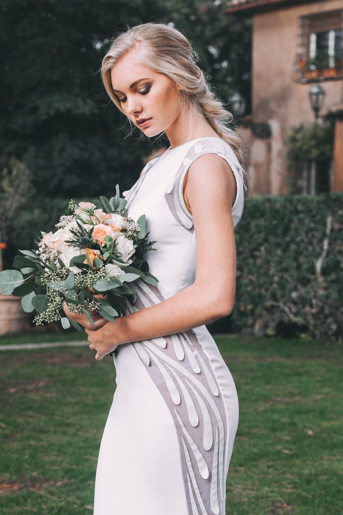 Weddin in Rome by Ruslana Regi makeup artist in Italy - 004