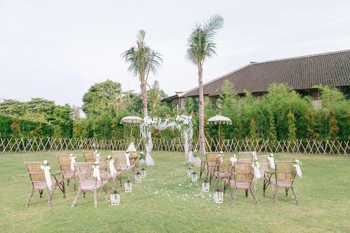 Wedding by ARTOTEL Beach Club - 001