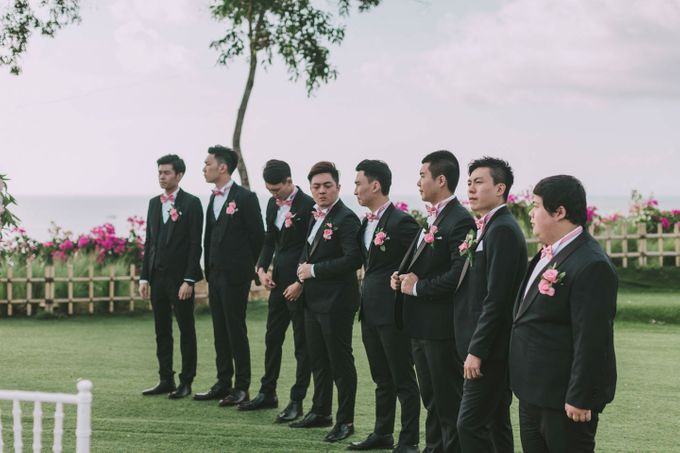 Bali Wedding by JaveLee Photography - 003
