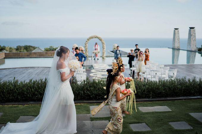 Michael & Kathy Wedding by Love Bali Weddings - 006