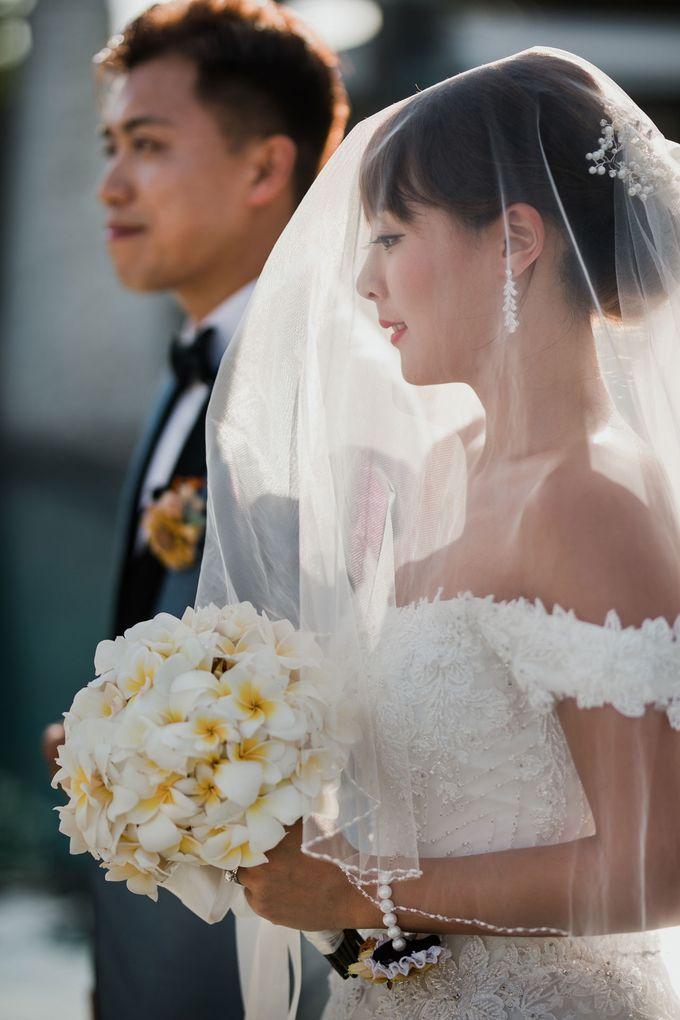Michael & Kathy Wedding by Love Bali Weddings - 007