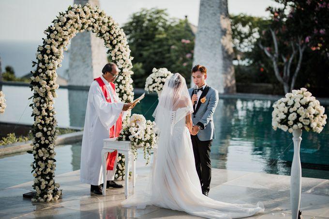 Michael & Kathy Wedding by Love Bali Weddings - 009