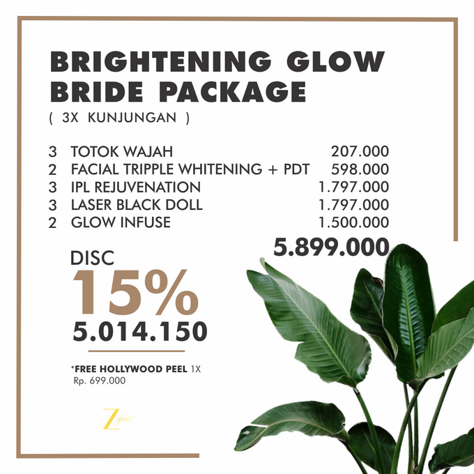 WEDDING PACKAGE by Z Glow Clinic - 002