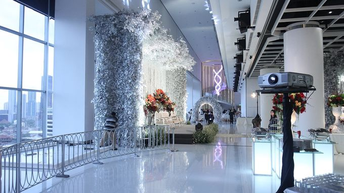 Wedding Mr Ivan & Ms Linda by Ciputra Artpreneur - 011