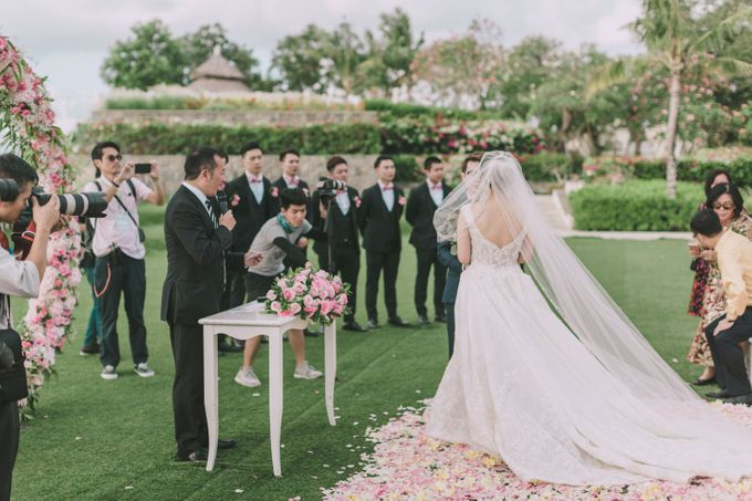 Bali Wedding by JaveLee Photography - 011