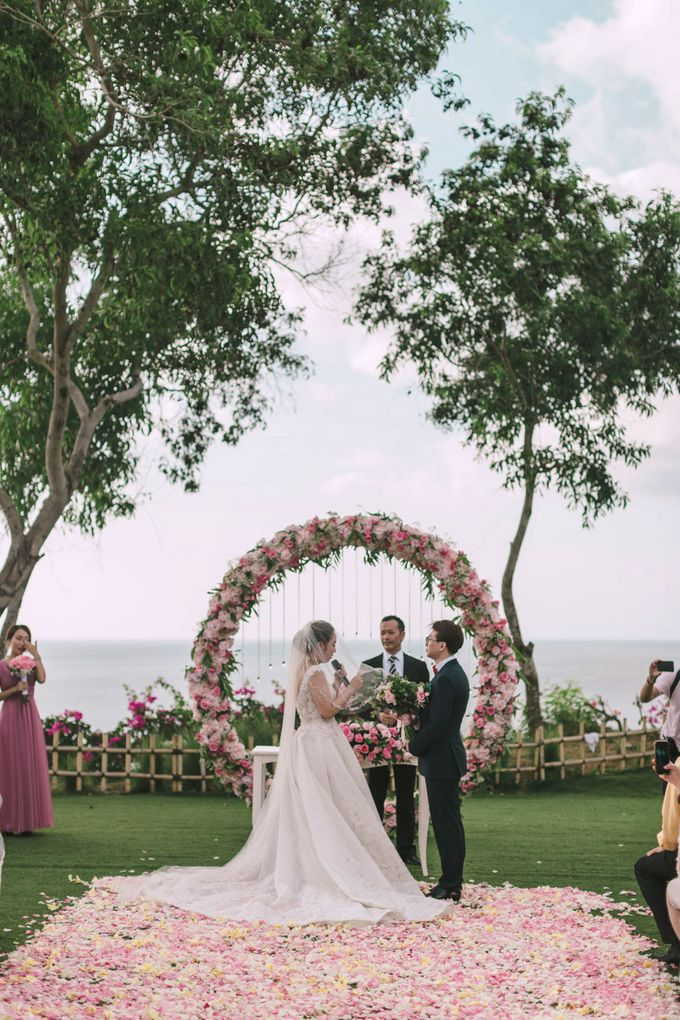 Bali Wedding by JaveLee Photography - 014