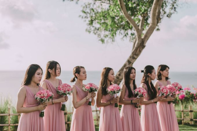 Bali Wedding by JaveLee Photography - 017