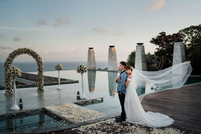 Michael & Kathy Wedding by Love Bali Weddings - 012