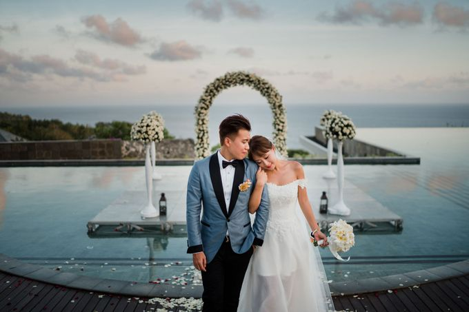 Michael & Kathy Wedding by Love Bali Weddings - 013