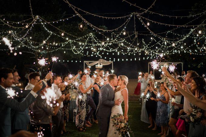 Elegant light blue beach wedding at Sofitel Bali by Silverdust Decoration - 020