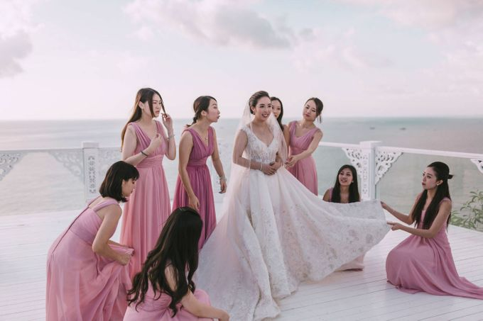 Bali Wedding by JaveLee Photography - 021