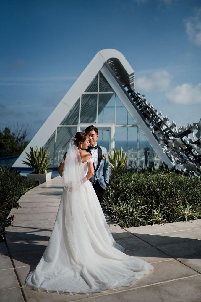 Michael & Kathy Wedding by Love Bali Weddings - 003