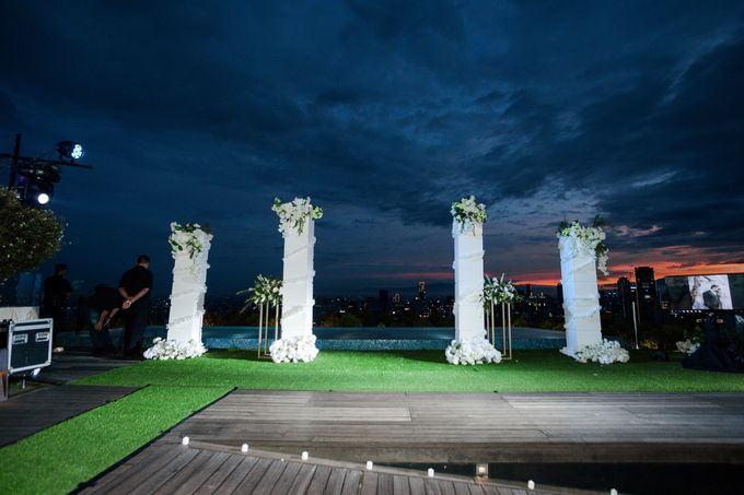 SKYE WEDDING by Priceless Wedding Planner & Organizer - 004