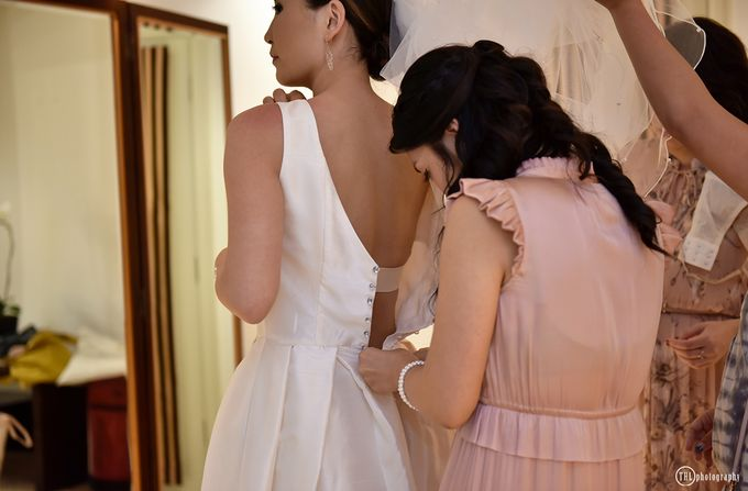 Wedding of Ariuka & Nao by THL Photography - 001