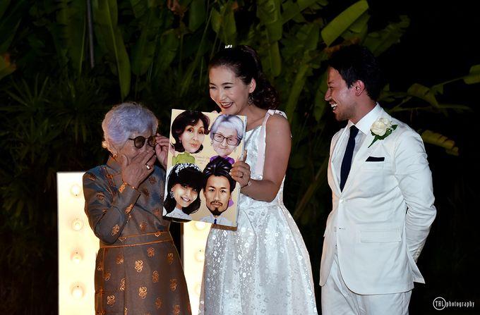 Wedding of Ariuka & Nao by THL Photography - 015