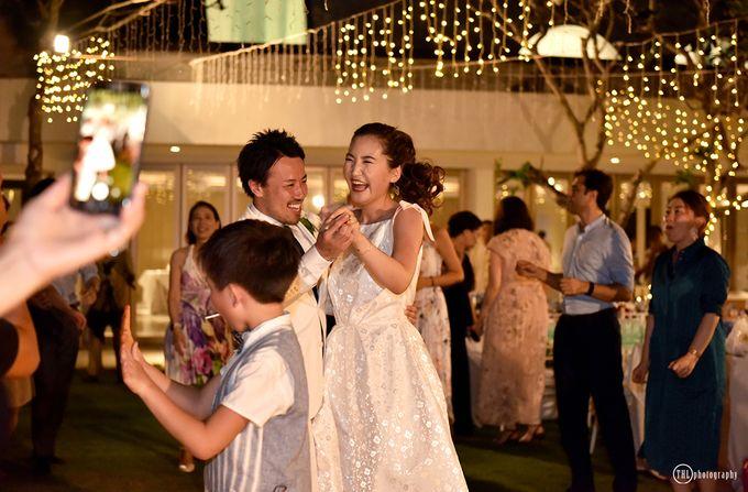 Wedding of Ariuka & Nao by THL Photography - 022