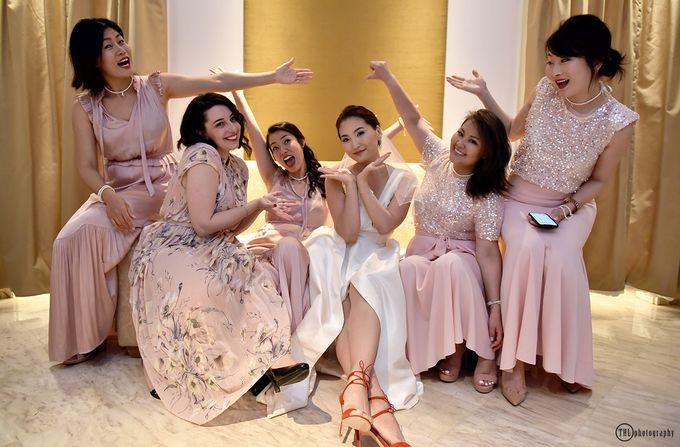 Wedding of Ariuka & Nao by THL Photography - 003