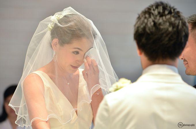 Wedding of Ariuka & Nao by THL Photography - 008