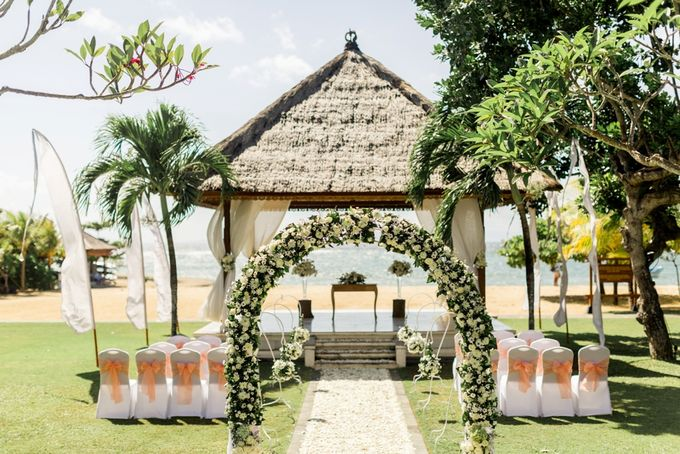 ceremony by Nusa Dua Beach Hotel & Spa, Bali - 005