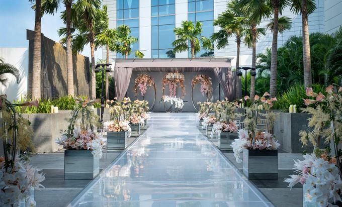 Wedding Venues Hotel InterContinental Jakarta Pondok Indah by InterContinental Jakarta Pondok Indah - 007