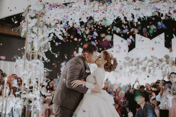 Wonderful Wedding Reception by Dome Harvest - 001