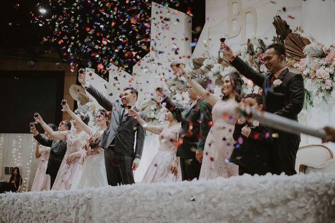 Wonderful Wedding Reception by Dome Harvest - 002