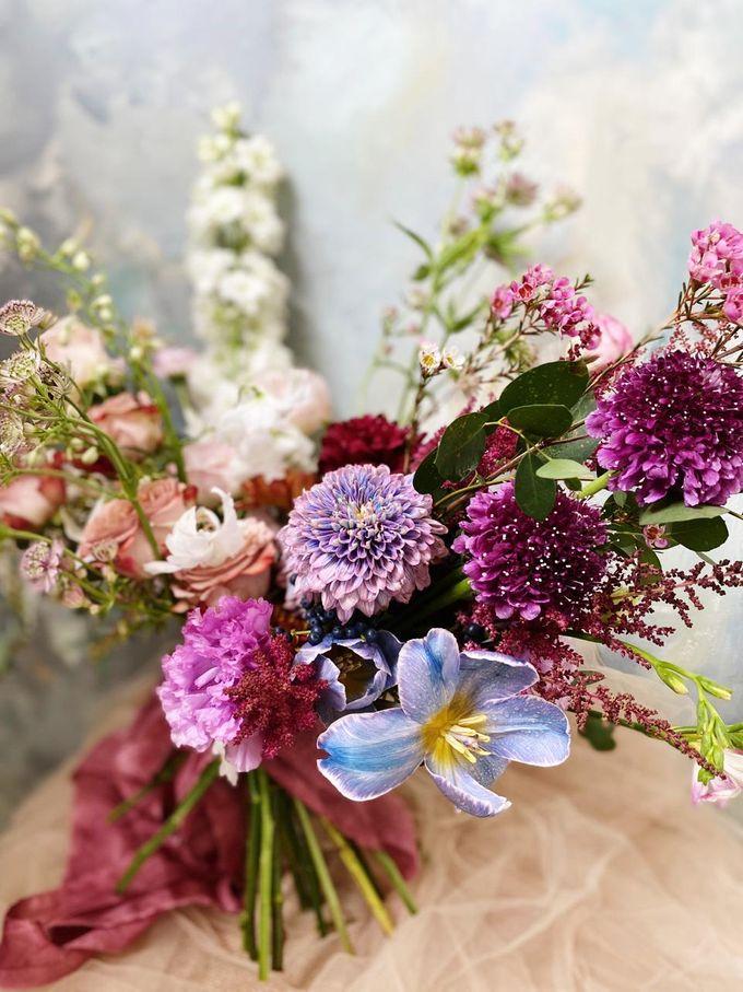 R+S Wedding by Flower Getaway - 001