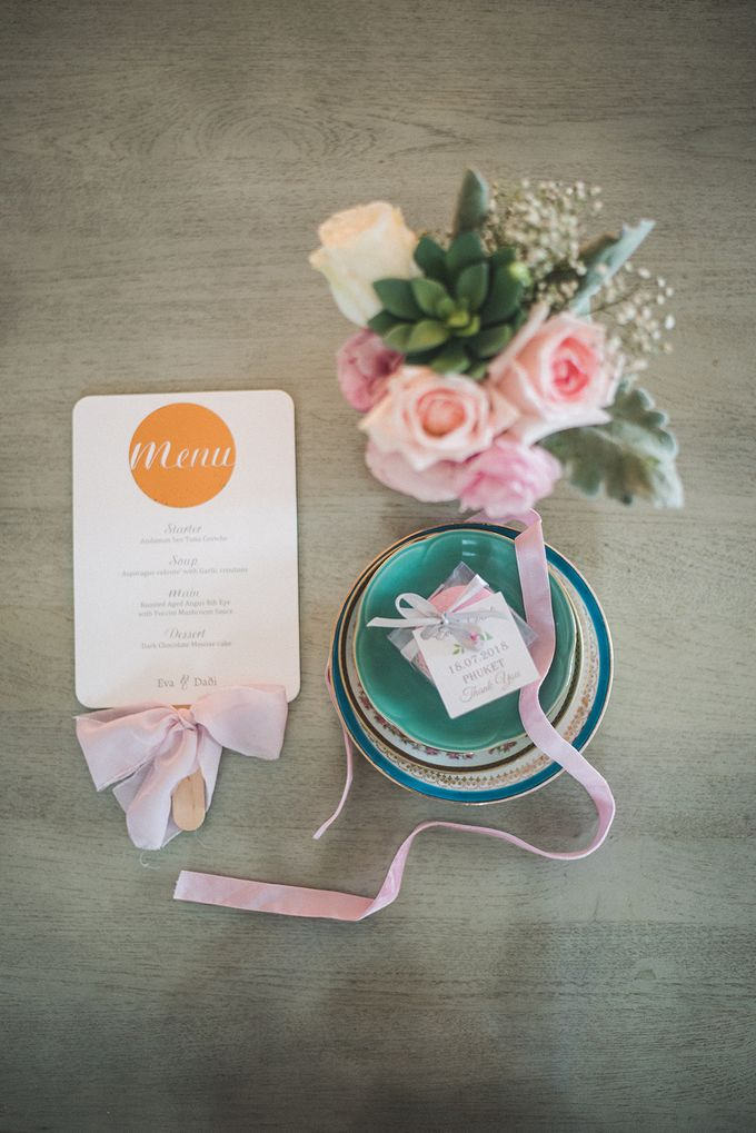 romantic wedding by Wedding Boutique Phuket - 014