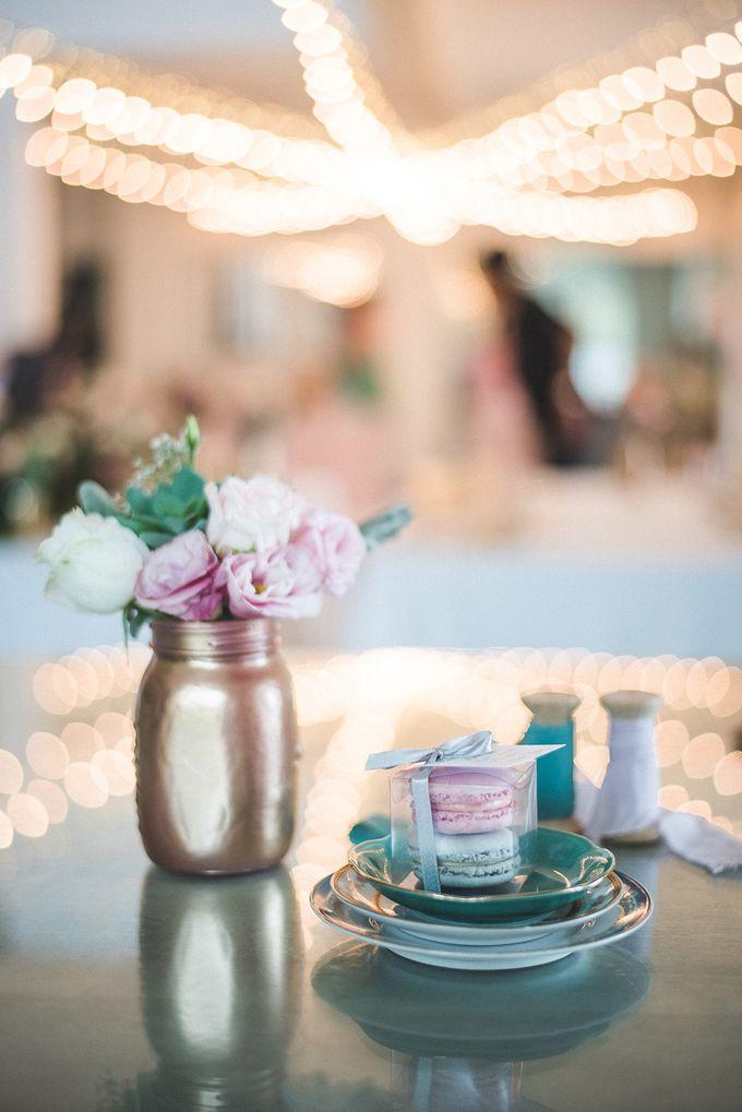 romantic wedding by Wedding Boutique Phuket - 016