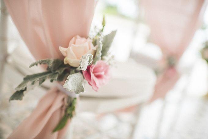 romantic wedding by Wedding Boutique Phuket - 025