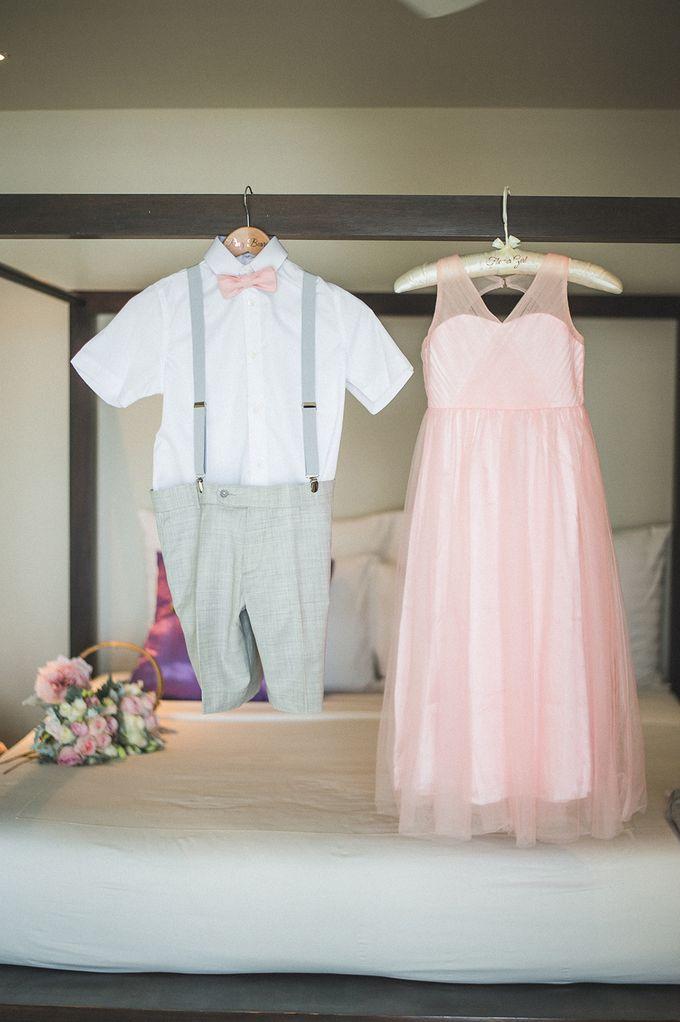 romantic wedding by Wedding Boutique Phuket - 029