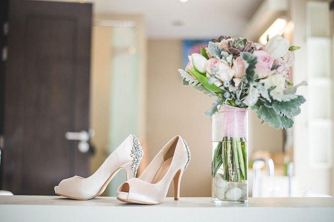 romantic wedding by Wedding Boutique Phuket - 031
