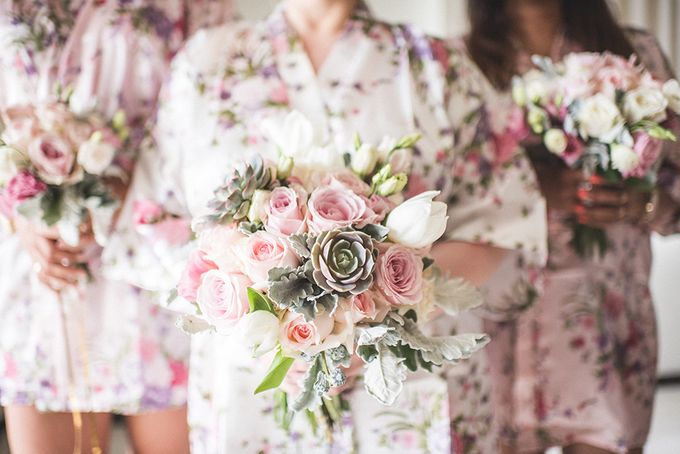 romantic wedding by Wedding Boutique Phuket - 035