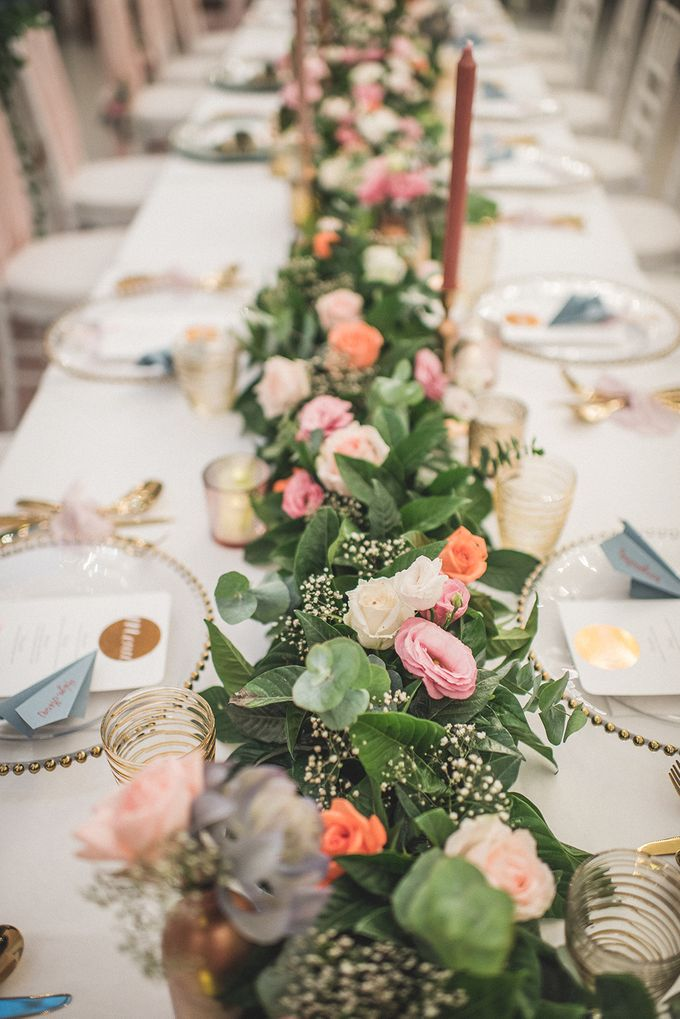 romantic wedding by Wedding Boutique Phuket - 045