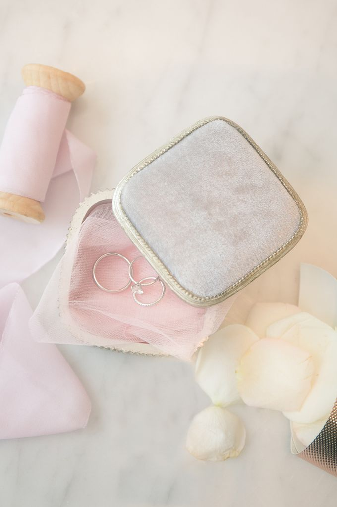 JEEYOUNG & KENN  A blooming blush pink Love Story by Wedding Boutique Phuket - 004