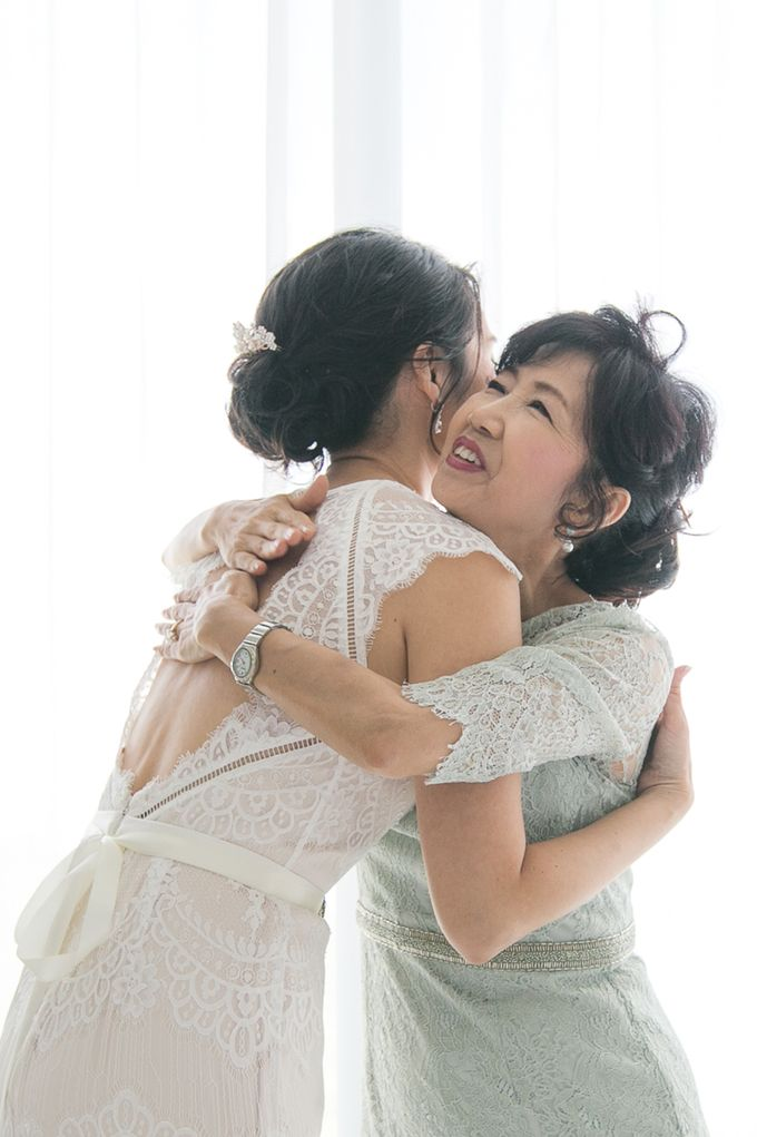 JEEYOUNG & KENN  A blooming blush pink Love Story by Wedding Boutique Phuket - 009