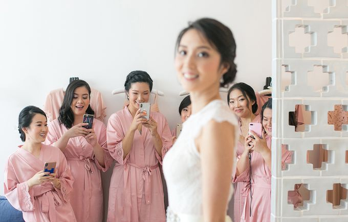 JEEYOUNG & KENN  A blooming blush pink Love Story by Wedding Boutique Phuket - 008