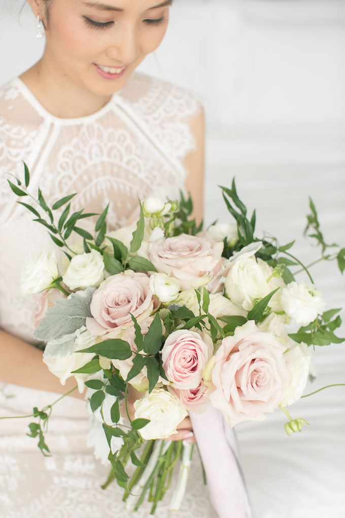 JEEYOUNG & KENN  A blooming blush pink Love Story by Wedding Boutique Phuket - 010