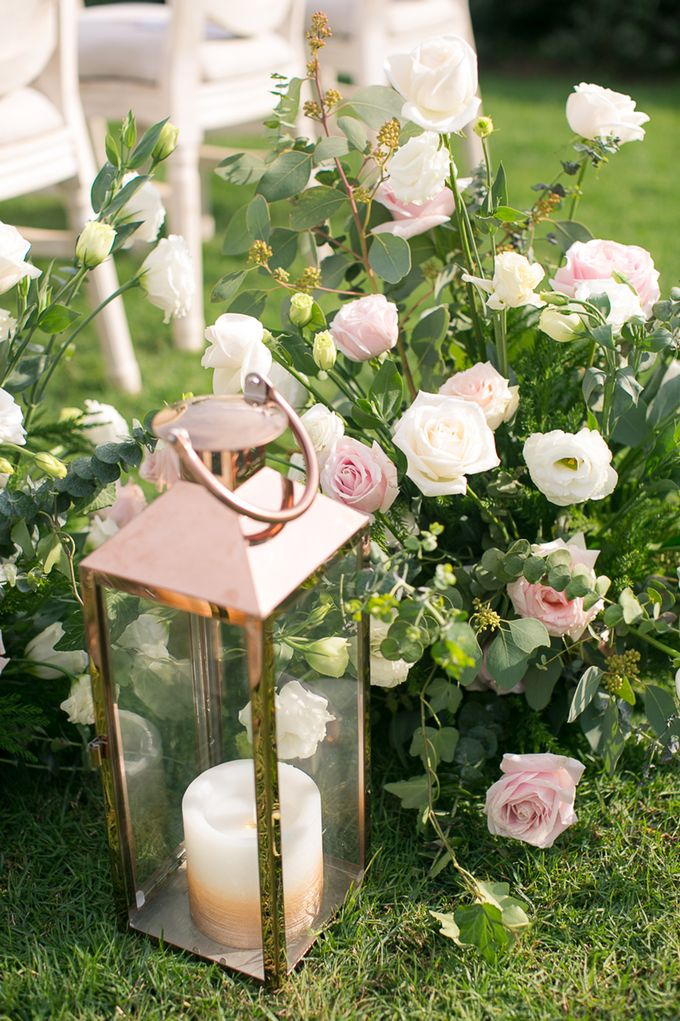 JEEYOUNG & KENN  A blooming blush pink Love Story by Wedding Boutique Phuket - 027