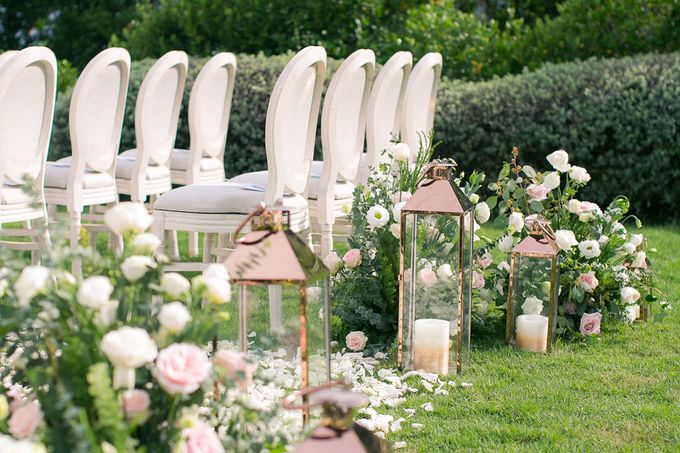 JEEYOUNG & KENN  A blooming blush pink Love Story by Wedding Boutique Phuket - 028