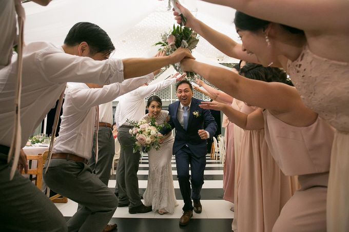 A blooming blush pink Love Story by Wedding Boutique Phuket - 036