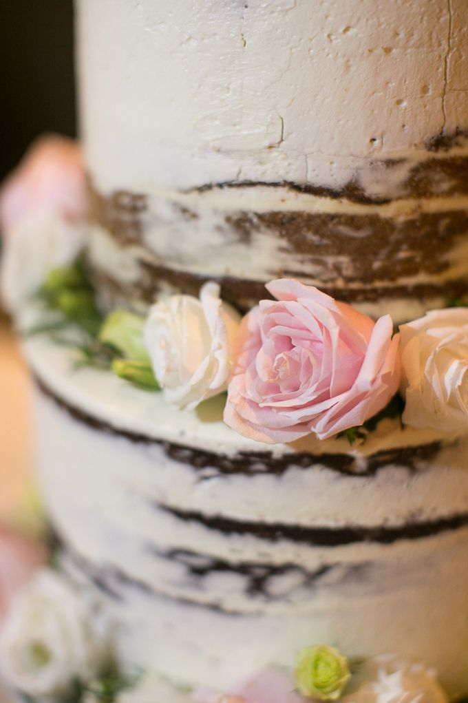 A blooming blush pink Love Story by Wedding Boutique Phuket - 039