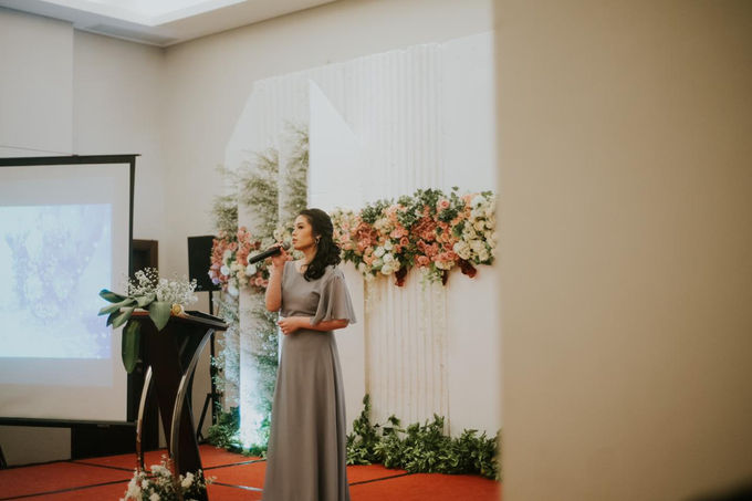 Pemberkatan New Normal James & Grace by Wedding by Renjana - 007