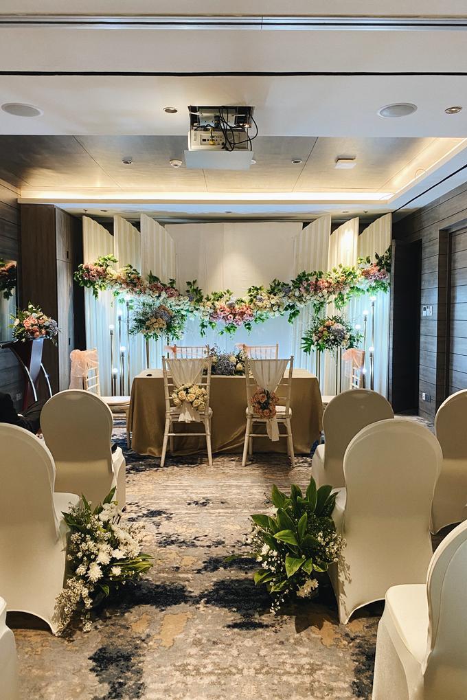 Yenni Billy Intimate Wedding by Wedding by Renjana - 001